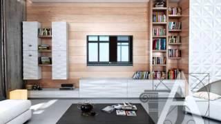 Ультрасовременные лофты от Architecture & Design. Проектная компания Елены Самариной(, 2013-08-06T07:52:10.000Z)