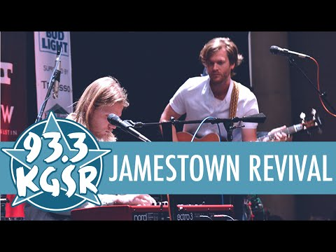"Jamestown Revival ""Midnight Hour"" [LIVE SXSW 2016] 