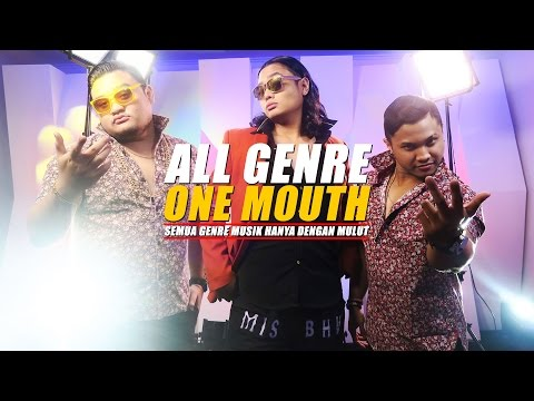 ALL GENRE ONE MOUTH | Beatbox Indonesia