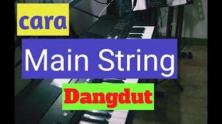 Tutorial main string dangdut super mudah dan minim salah