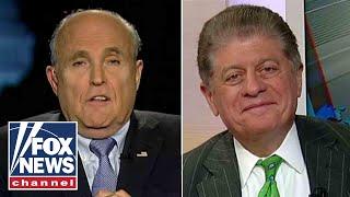 Judge Napolitano: Giuliani will lose the subpoena argument