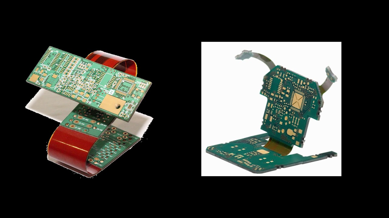 Introduction To Rigid Flex PCB Designs