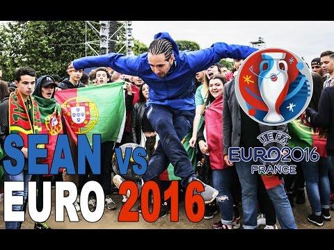 SÉAN VS EURO 2016 - with Hisense