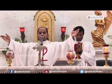 Friday Holy Mass @ Divine Mercy Church, Annanagar, Chennai, TN, INIDA, 28-04-17