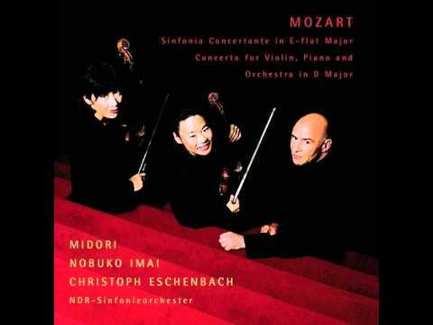 Mozart - Sinfonia Concertante K. 364 - I. Allegro maestoso