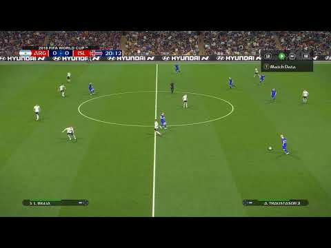 PES 2018 FIFA World Cup 2018 Animated ads + Wc fox sports scoreboard