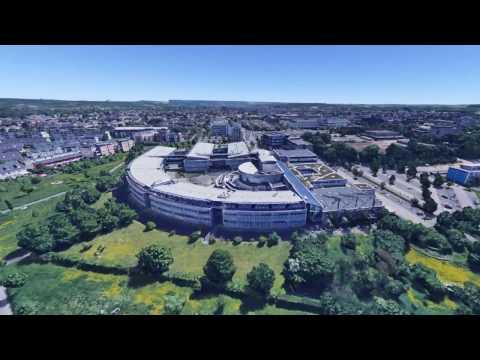 Google Earth VR Demo: Campus Sankt Augustin der Hochschule Bonn-Rhein-Sieg
