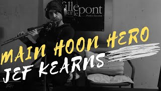 Main Hoon Hero Tera - Jef Kearns (Instrumental Flute cover by Toronto Bollywood Musician)