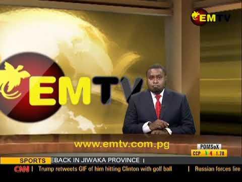 EMTV News – 18th September, 2017