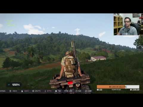 [Thai/Eng] Arma3 Exile - Blue Pearl Industrial Raid!!!! with