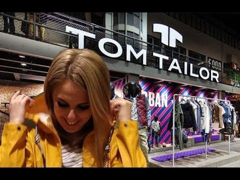Обзор одежды в магазине Tom Tailor