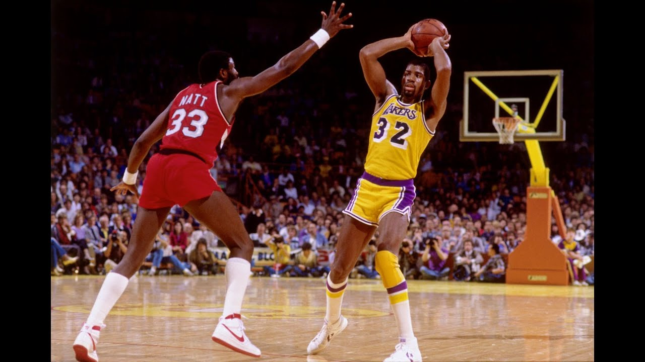 magic johnson pass - photo #7