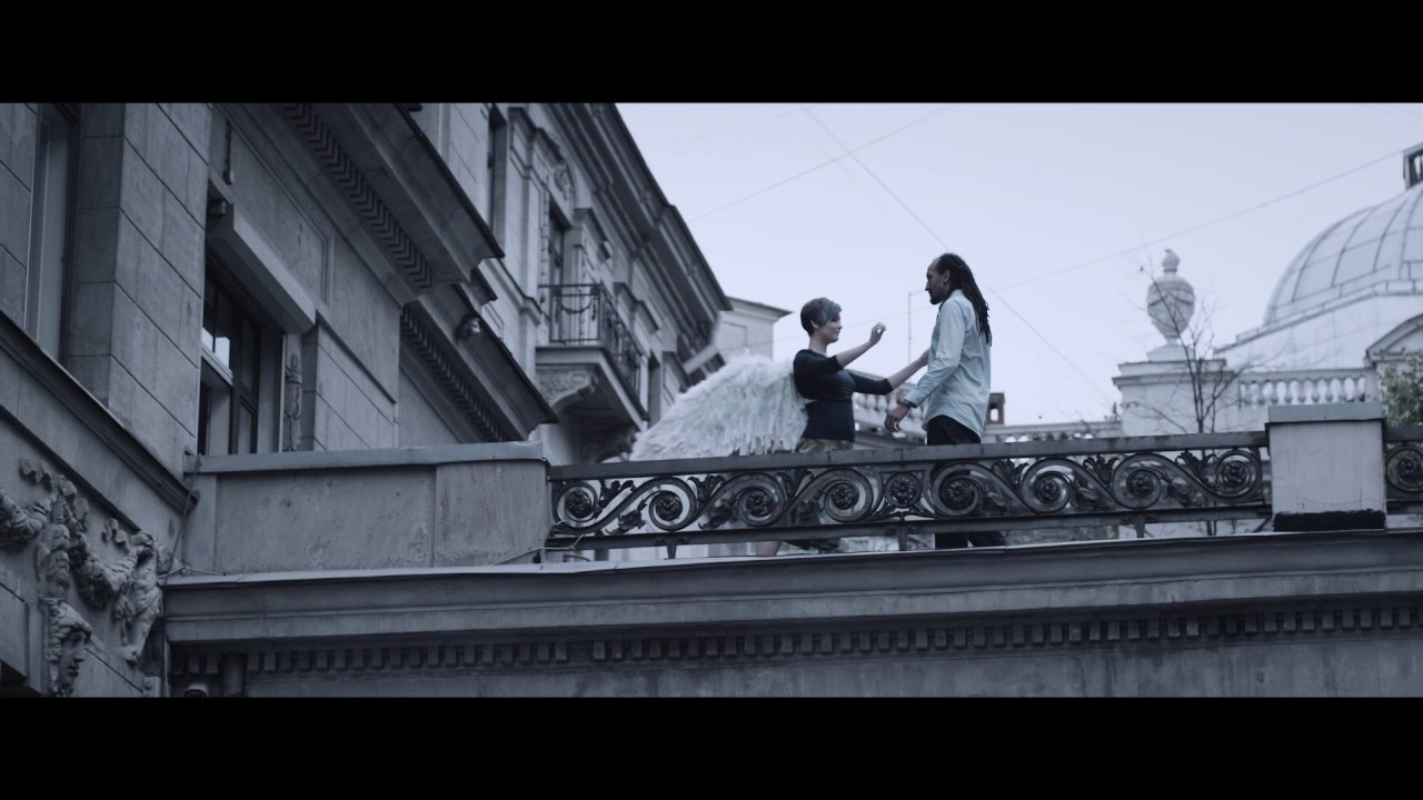 Муза. Аргентинское танго. Рони Жоель Ндинга и Ангелина Зубко.