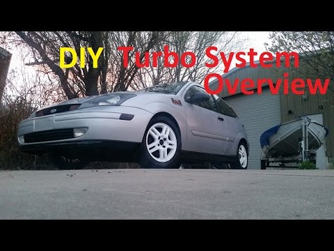Homemade Ford Focus Zetec Turbo System Overview