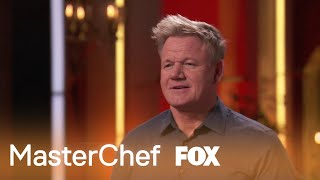 The Judges Want A Gordon Inspired Dish | Season 10 Ep. 3 | MASTERCHEF