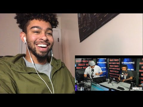 Nasty C Full Freestyle On Sway In The Morning *REACTION* 🔥