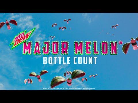 "WIN $1MILLION! | 2021 ""MTN DEW MAJOR MELON Bottle Count"" w/ John Cena"