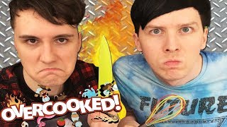 Howell and Lester's KITCHEN NIGHTMARES - Overcooked!