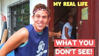 My REAL LIFE In The Philippines (YOU DO NOT SEE THIS)