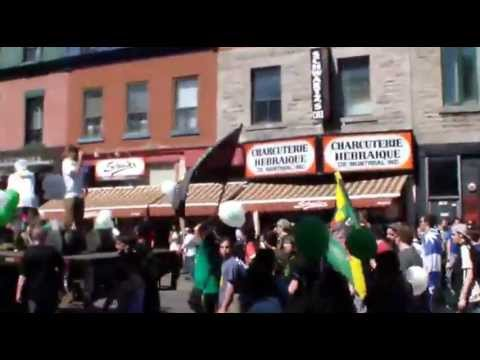 Montreal Global Marijuana March -3