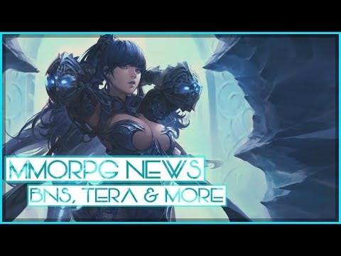 Your Weekly Byte Of MMORPG News: Blade and Soul, ArcheAge, FlyFF Expansions - TERA Console Beta