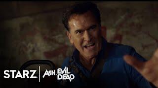 Ash vs Evil Dead | Ash Williams Trailer | STARZ