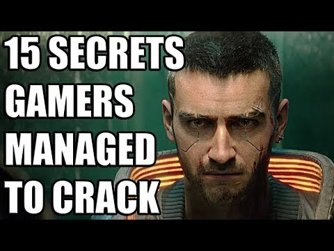 15 WELL-GUARDED Secrets That Gamers Managed To CRACK