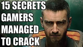 Gambar cover 15 WELL-GUARDED Secrets That Gamers Managed To CRACK