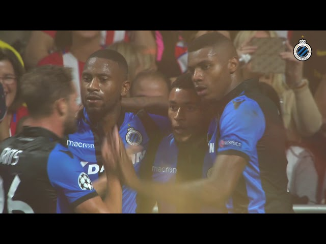 DE 5 MOOISTE GOALS VAN HET JAAR | CLUB BRUGGE | 2018-2019