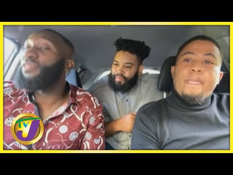 Island Kings Car Covers   Viral Voices   TVJ Smile Jamaica