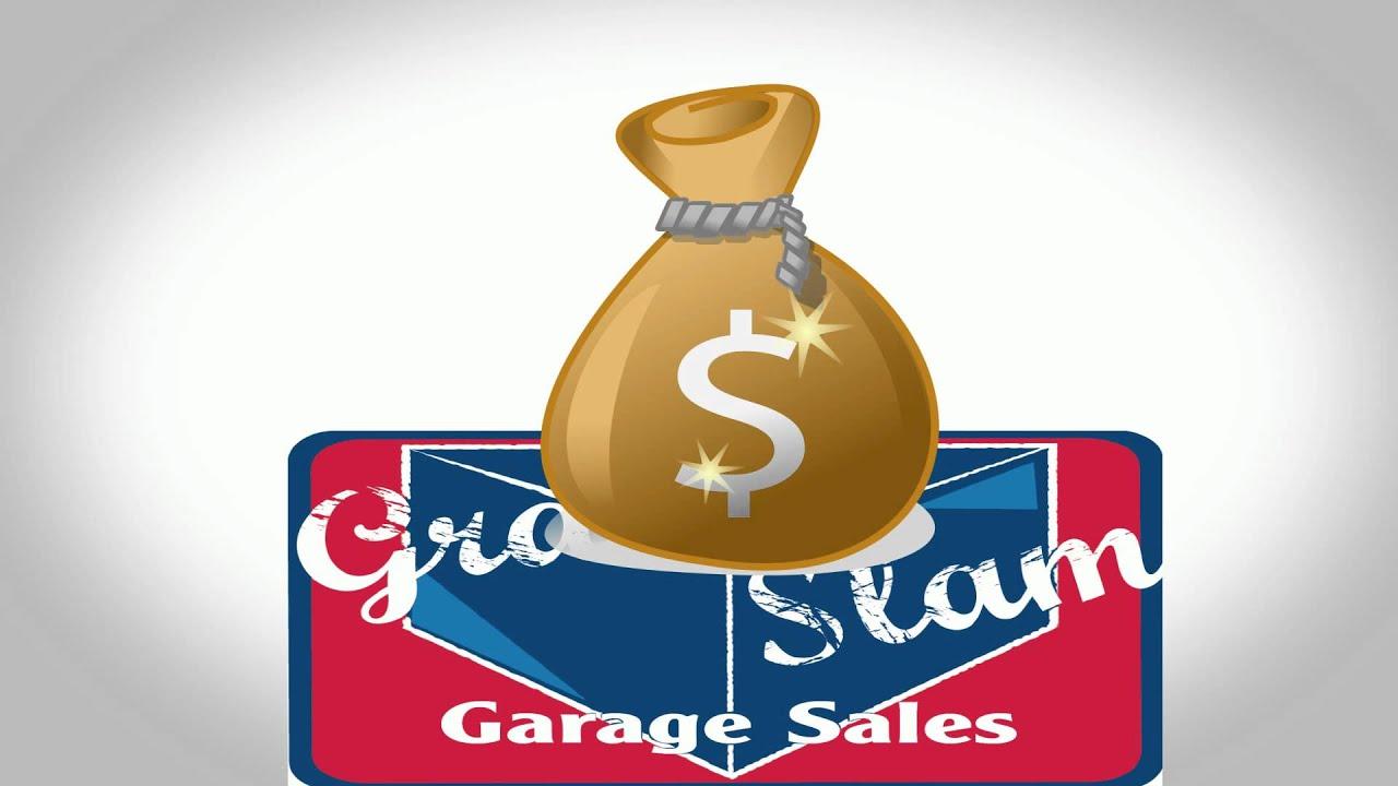 GrandSlamGarageSales com – Get help with your garage sale or make