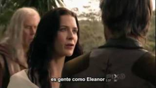 Legend of the seeker (La Leyenda del buscador) 2x02 parte 5/5  Baneling
