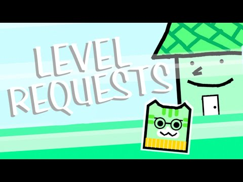 AWESOME JUNIPER-THEMED LEVEL!!   Geometry Dash Level Requests #1