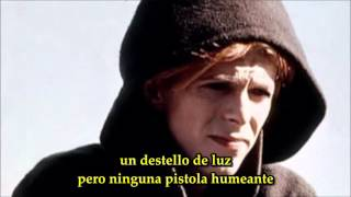 David Bowie - Ashes to Ashes - subtitulado español