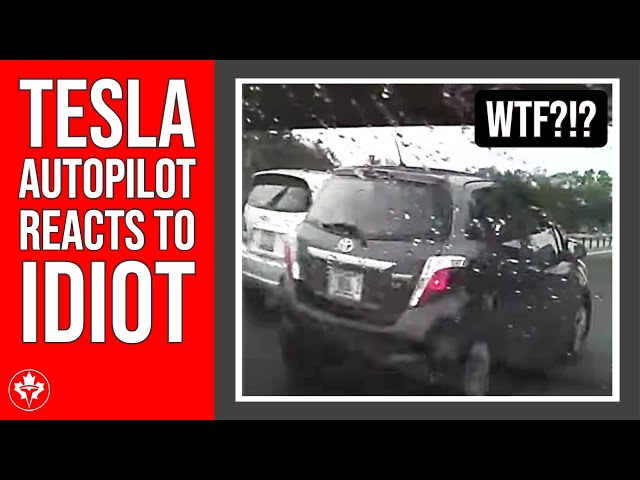 Video Model 3 Owner Claims Teslas Autopilot Feature Saved His Life Bgr