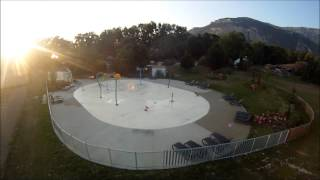 Camping hirondelle drome