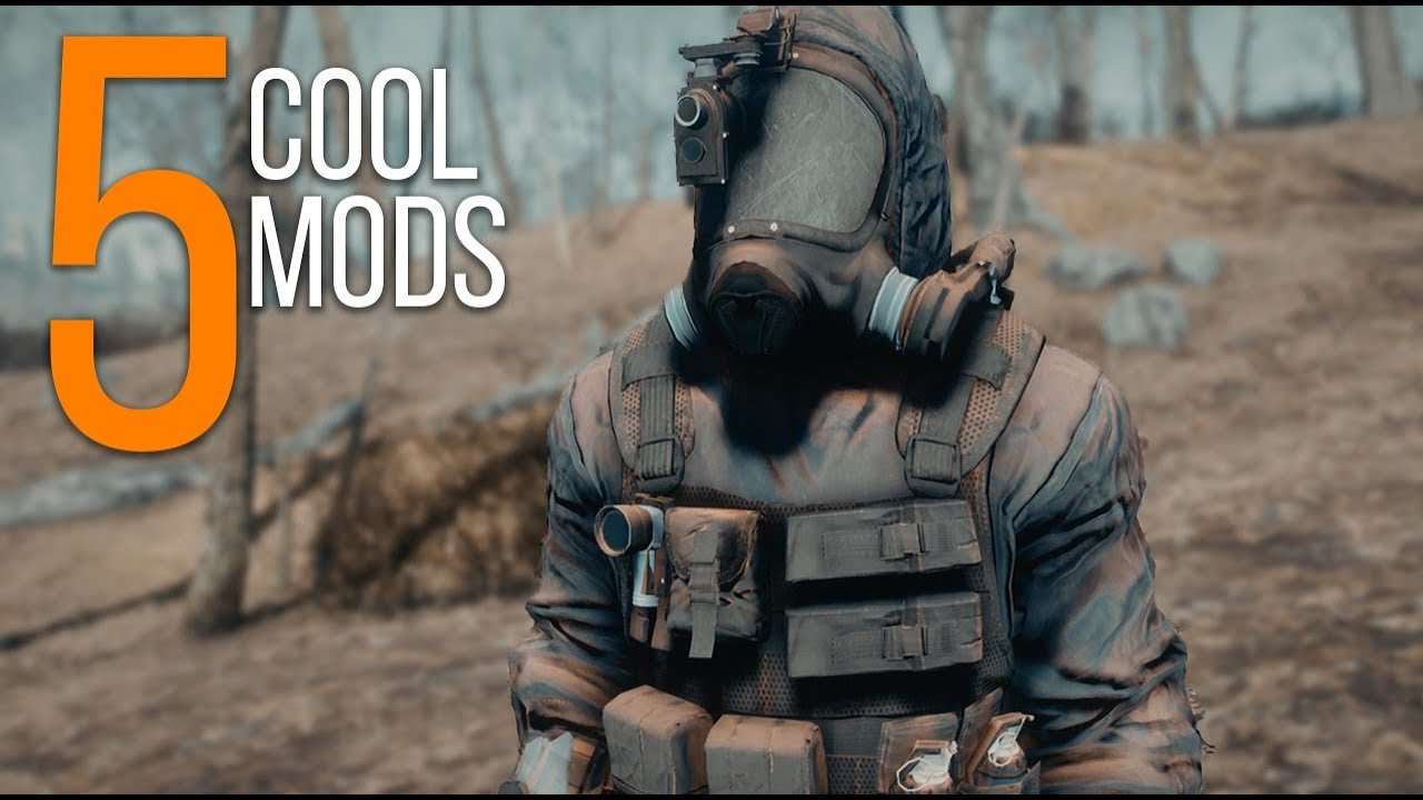 5 Cool Mods - Episode 59 - Fallout 4 Mods (PC/Xbox One ...