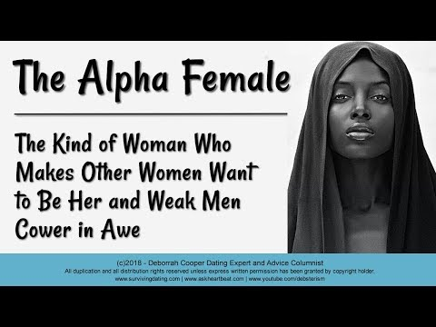 Alpha Female Traits - How Alpha Women Are Different from the Rest