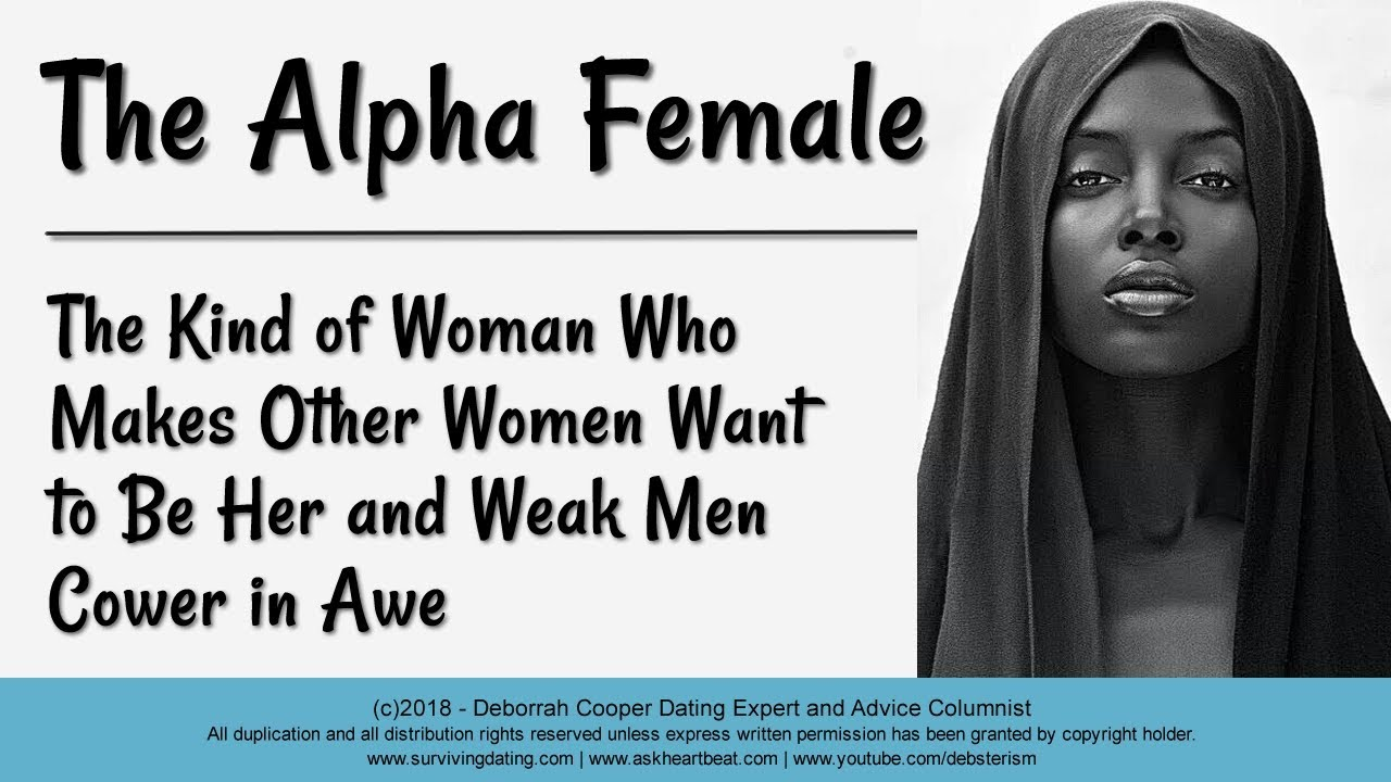 Alpha Female Traits - How Alpha Women Are Different from the Rest - YouTube