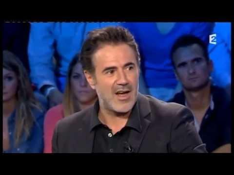 Franck Dubosc & José Garcia On n'est pas couché 22 Septembre 2012 #ONPC
