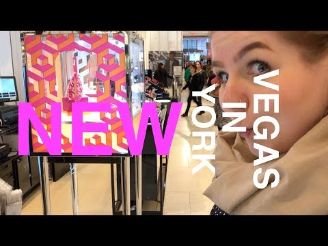 Vegas In New York - Shopping For Runaways