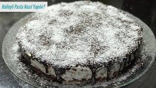 Halleyli Pasta Nasıl Yapılır Naciye Kesici Yemek Tarifleri