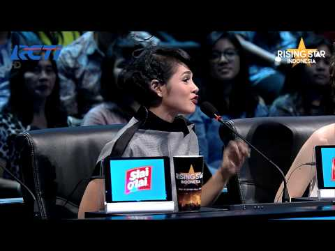 "Rendi Aprilio ""If I Ain't Got You"" Alicia Keys - Rising Star Indonesia Eps Live Audition 2"