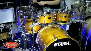 Bateria Tama Starclassic B/B Honey Amber - Groove It Up Drum Shop