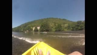 canoë kayak saint-antonin-noble-val ( les Gorges de l'Aveyron )