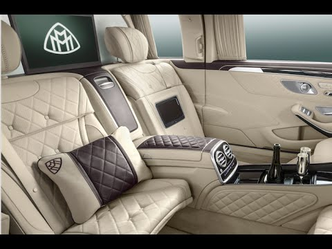 maybach pullman powered jump seats are cool interior maybach commercial carjam tv hd 2016 youtube. Black Bedroom Furniture Sets. Home Design Ideas