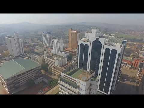 Kampala City, the Capital of Uganda.