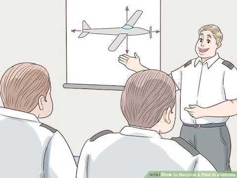 Become A Pilot In Australia