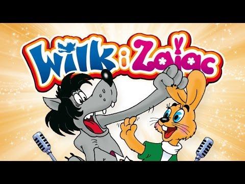 Wilk i Zając wszystkie odcinki po polsku (bajki dla dzieci)