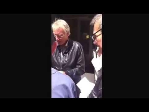 Frank Ifield in London 06 06 2014